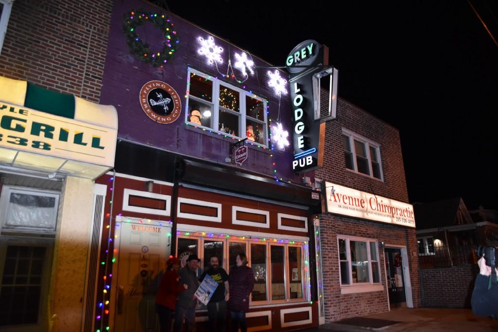 Grey Lodge Pub 6235 Frankford Ave