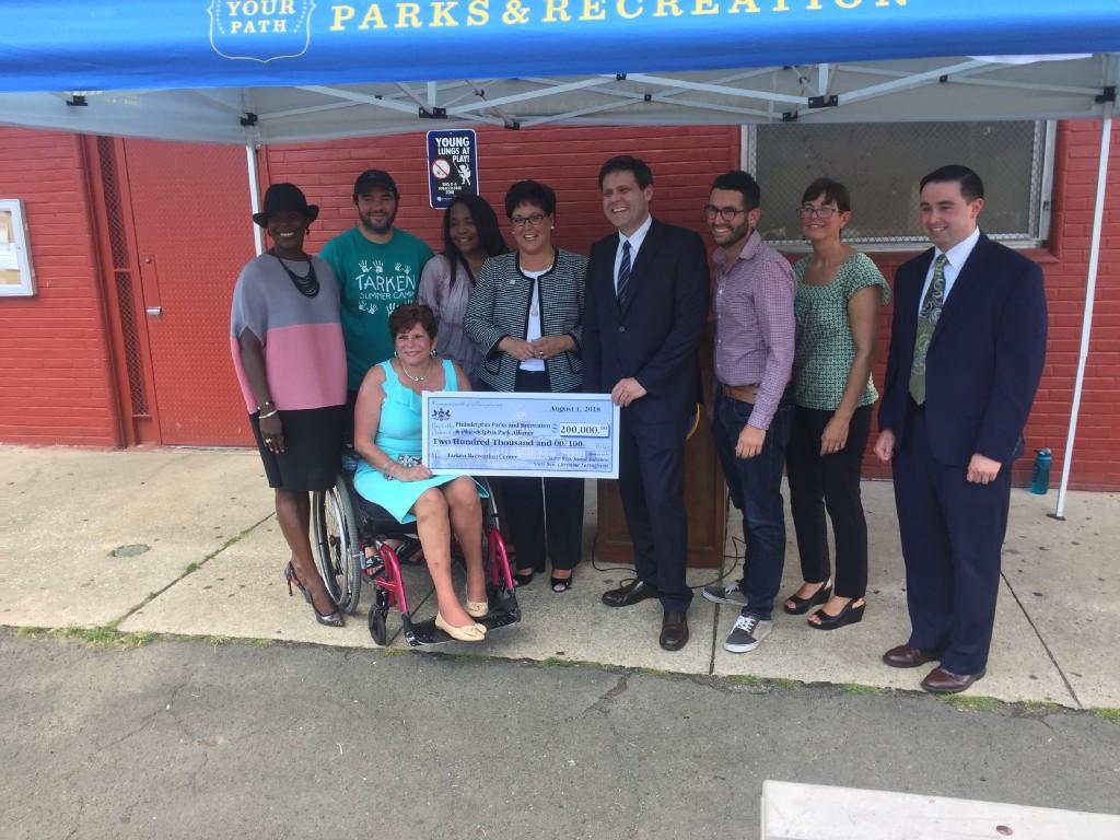 State spending $200,000 on Tarken Rec - Northeast Times