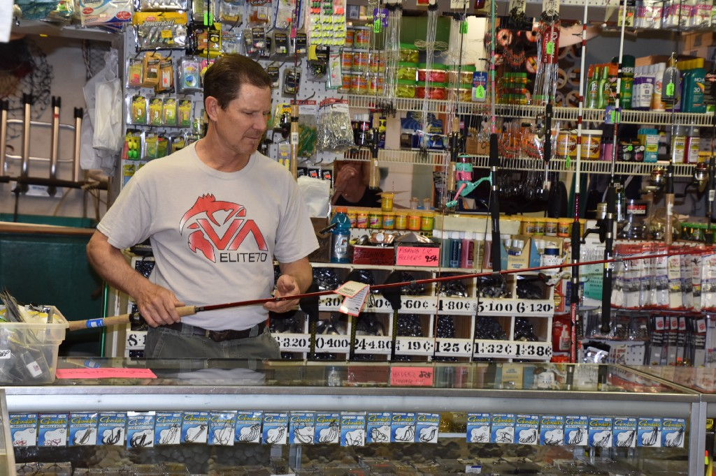 Brinkman brothers retiring from bait and tackle shop