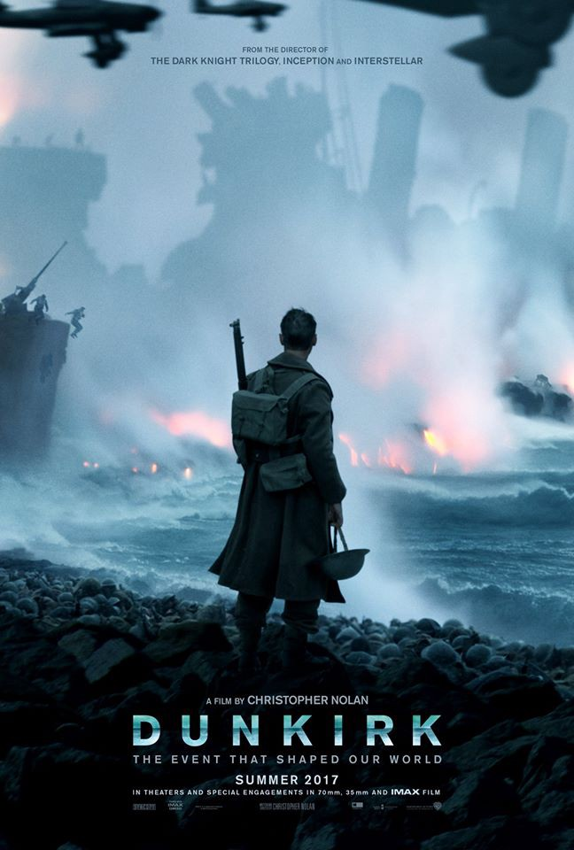 Movie Review: Bringing the Battle of Dunkirk to life