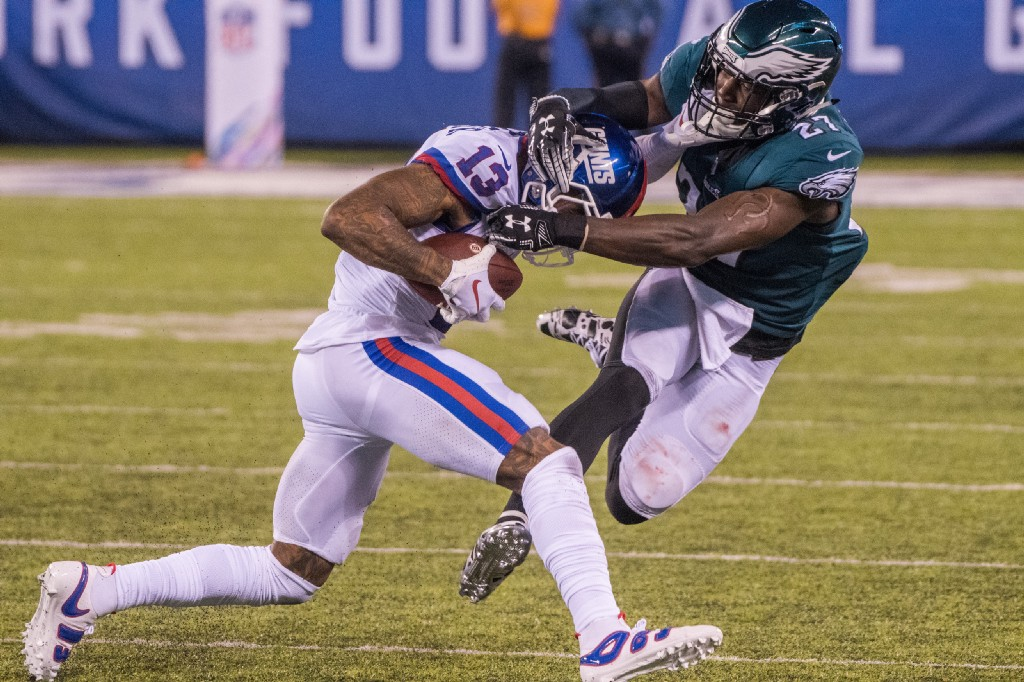 eagles need to pick up the blitz on offense northeast times