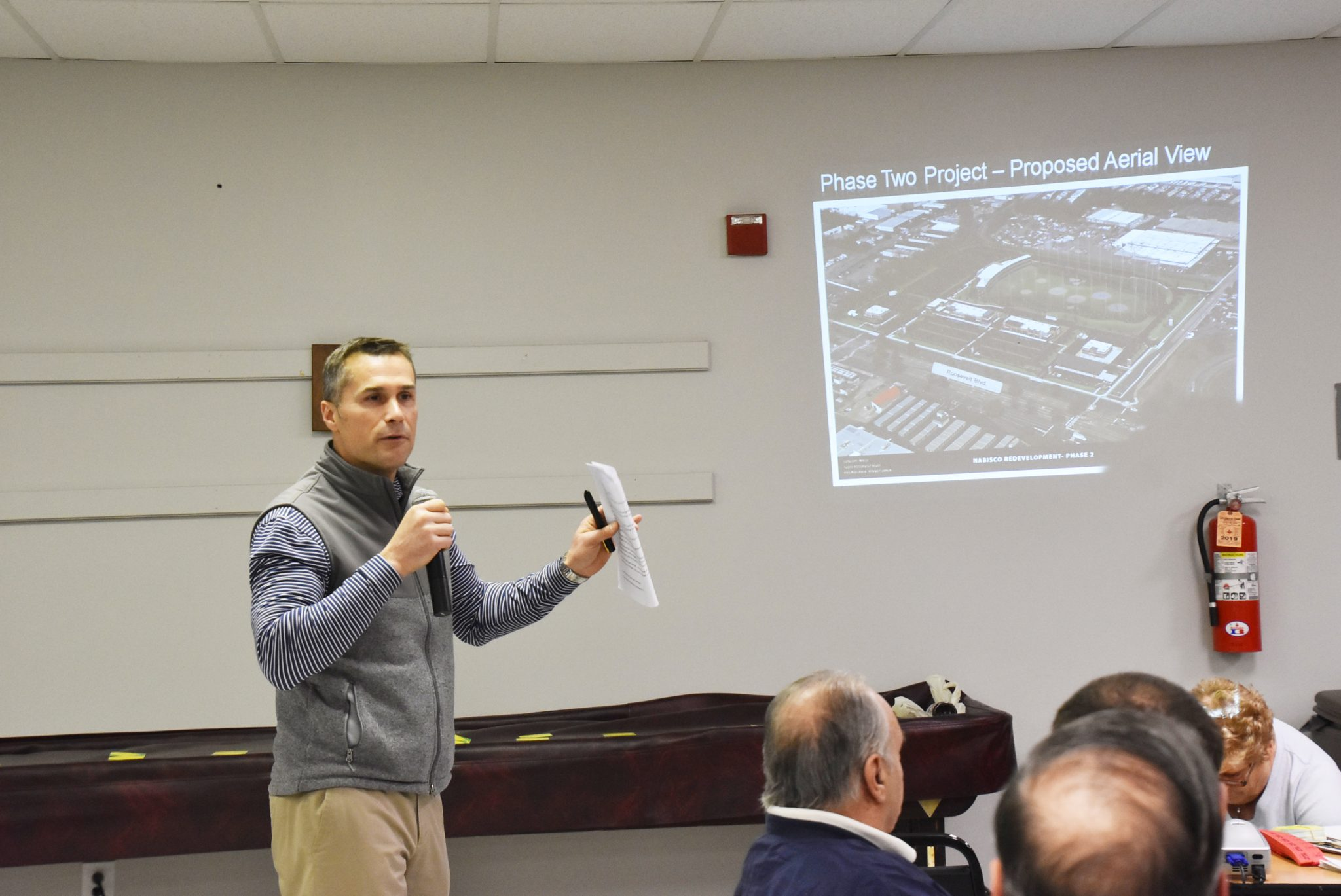 Huge golf entertainment facility planned for former Nabisco