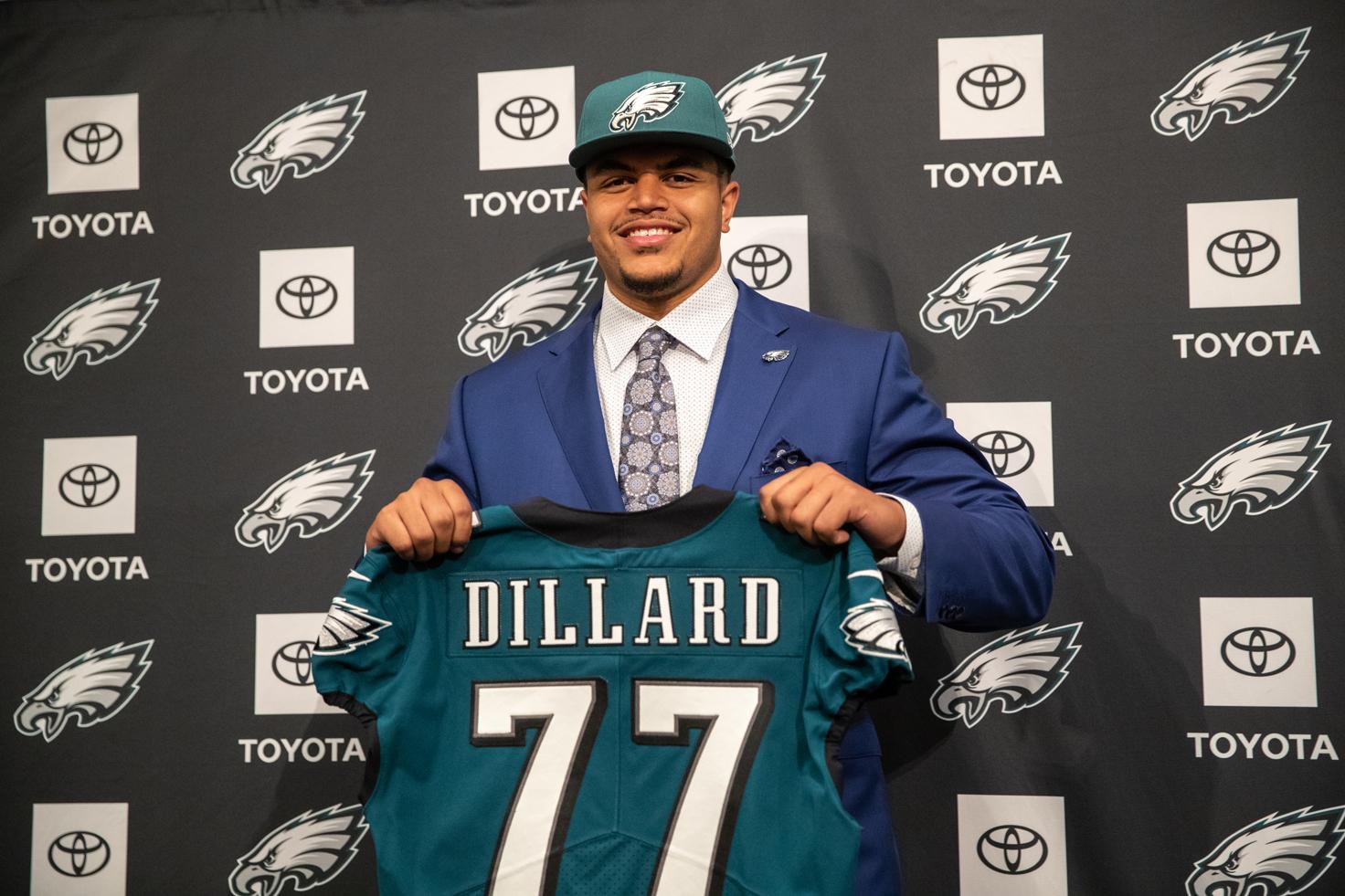 Eagles look to immediate future with Dillard pick - Northeast Times