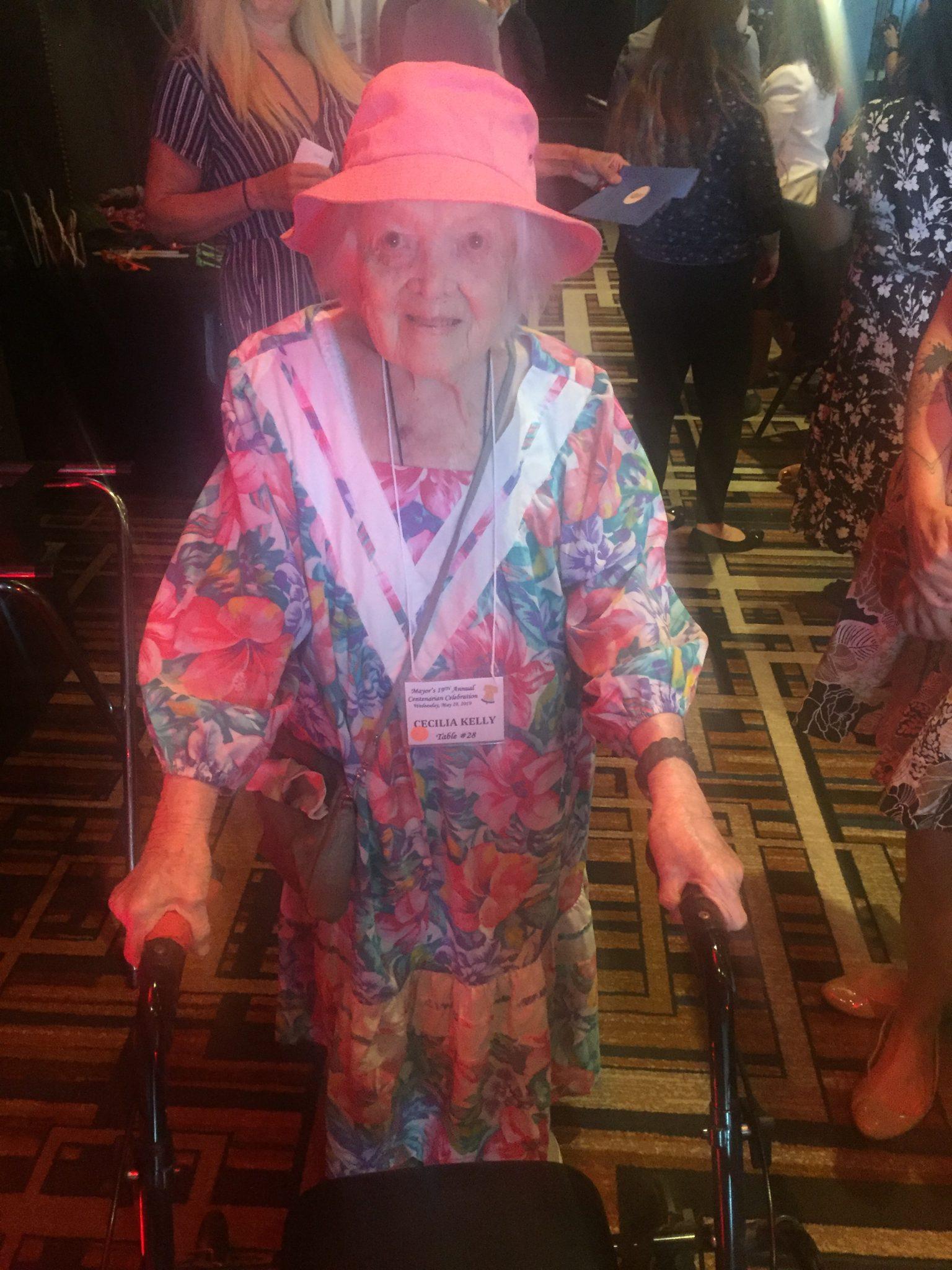 A celebration of Philadelphia's centenarians
