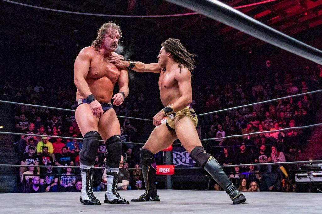 Isom got love of wrestling from mom