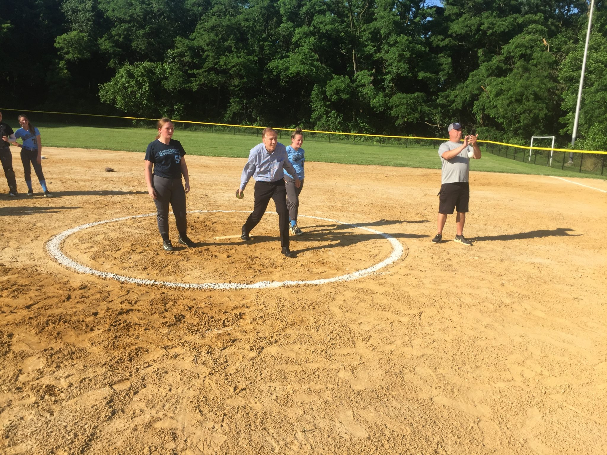 """Renovated Palmer Playground field no longer """"the pits"""""""