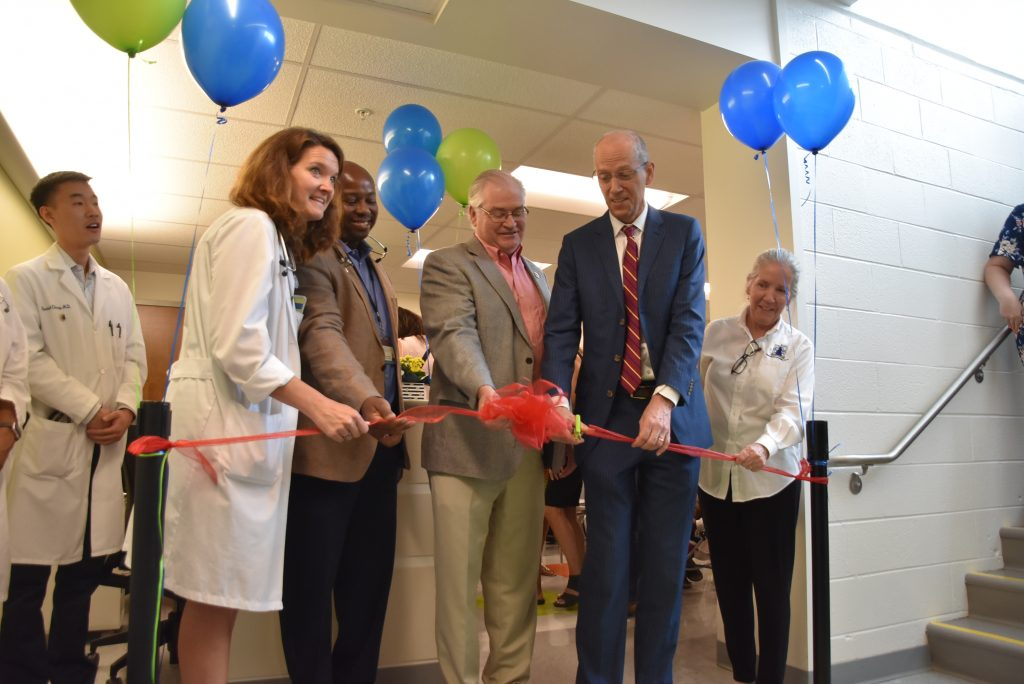 Cottman Avenue health center gets new pediatric suite