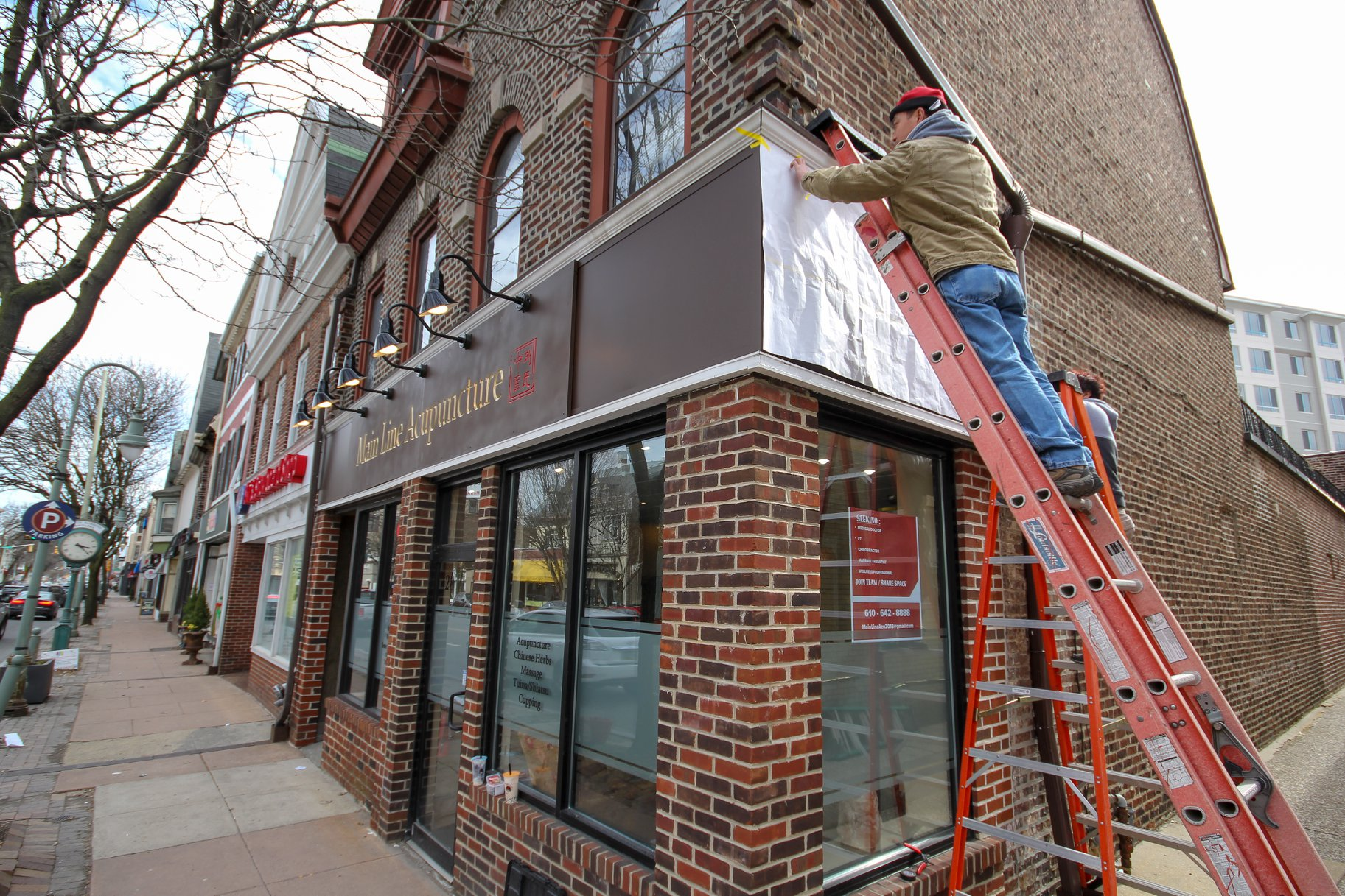 Storefront renovation program coming to Mayfair