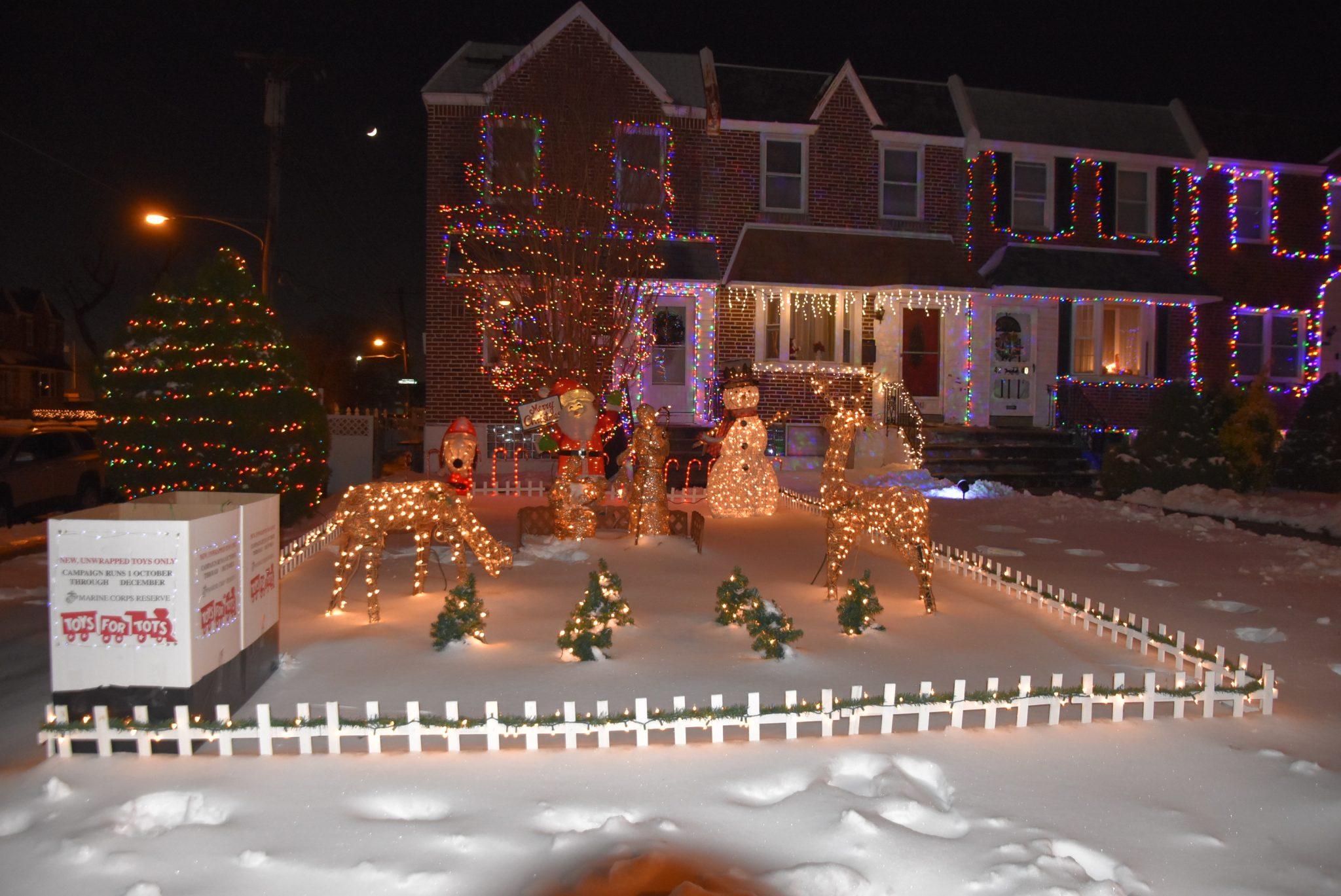 Greeby Street Christmas Lights 2021 A Greeby Street Christmas Northeast Times